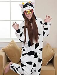 mignon vache laitière adulte kigurumi pyjama des femmes qianjiatian