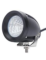 dy-wy15 15w 6000k 1275lm 1-CREE LED weißes Licht Flutstrahl Geländelampe (10-30 V DC, schwarz)