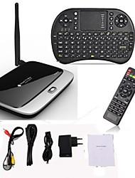 CS918 KR42 Quad Core Smart TV Box Mini PC RK3188 2.4 GHz 8 GB 2GB RAM MK888 with Air Mouse/Keyboard General