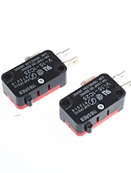 Micro Switch Off-on for Electronics DIY (2PCS)