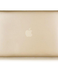 "Coosbo® Golden Matt Rubberized Hard Cover Case for 13"",15"" inch Mac Macbook Pro with Retina Display"