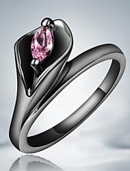 2015 productos de venta caliente anillo anillos promesa latón casual para mujeres