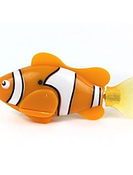 Flash Electric Pet Fish Toy