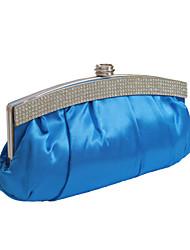 handcee® meilleure femme satin vendeur mode strass décoration sac de soirée