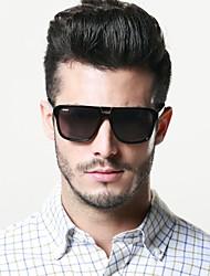 100% UV400 Square PC Fashion Sunglasses