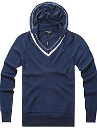 Men's Casual Elegant V-neck Sweater