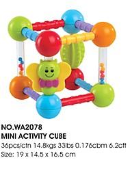 placa mini triagem das crianças plástico colorido 3d geométrico