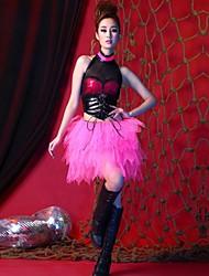 chanteur tenue de soirée sexy de la mode conduit uniforme stade ds