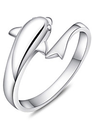 XSJ Women's 925 Silver Fashion Rings