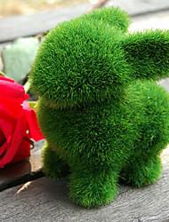 искусственная трава пасхальный кролик коллекционные