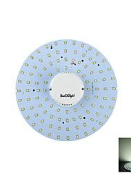 Luci da soffitto 100 SMD 2835 YouOKLight 19 W Decorativo 1900 LM 6000 K Luce fredda V