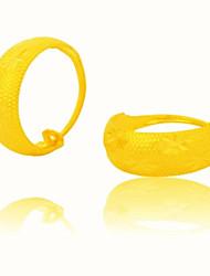 Obsses Elegant Gold Plating Earrings