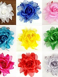 mariage décor décoration fleur-jeu de 2 (plus de couleurs)