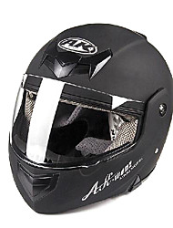 Full Face Antifog Breathable ABS Motorcycle Helmets