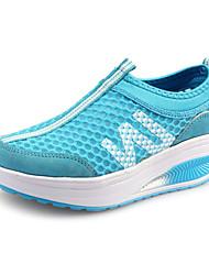 camminare joedon donne del Golan di scarpe da tennis scarpe moda faux scarpe di camoscio più colori disponibili