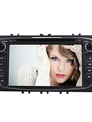 rungrace tela TFT de 7 inch2din DVD player do carro in-dash para mondeo ford com bt, navigationgps, RDS, DVB-T, rl-762wgdr02