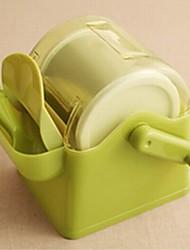 Creative Manual Ice Cream Machine(Random color)