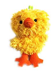 Cute Stuffed Easter Chicken Yellow ,Cotton