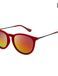 100% UV400 Wayfarer Alloy Retro Sunglasses
