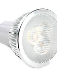 zdm ™ 6W gu10 führte Scheinwerfer 3 High Power LED 310 lm warmweiß / naturweiß ac 220-240 v