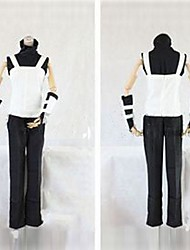 Naruto Assassination Unit Cotton & Uniform Cloth Cosplay Costume