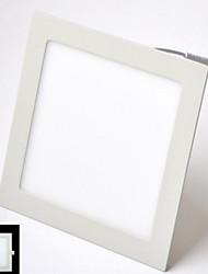 120 SMD 2835 2400 LM Cool White Recessed Retrofit LED Panel Lights / LED Ceiling Lights AC 85-265 V