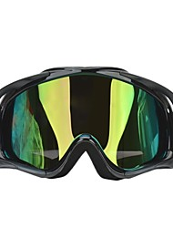 UV Protection Motorcycle Racing/ Skiing Reflective Sunglasses Goggle