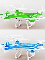 yd829 de drone gps une 6axis hélicoptère touche Flip 3D 2.4G 4ch quadrocopters mode sans