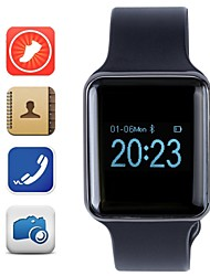 "Aoluguya D1 Smart Watch Phone with 0.95"" Screen, BLUETOOTH, Pedometer, Anti-theft Alarm (Assorted Colors)"
