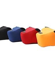 dengpin® neoprene câmera macia bolsa de protecção saco caso para sony RX10 Cyber-shot DSC-RX10 (cores sortidas)
