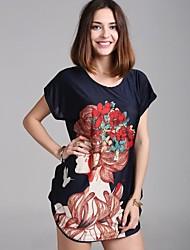 grandes topos de moda feminina tamanho de impressão
