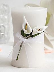 vela do casamento romântico lily
