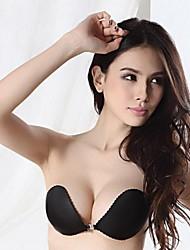 sexy V profond bretelles silicone de mariage soutien-gorge des femmes (plus de couleurs)