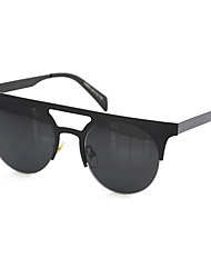 Sunglasses Women's Classic / Retro/Vintage / Sports Flyer Black / White / Yellow / Gold / Purple / Blue Sunglasses Half-Rim