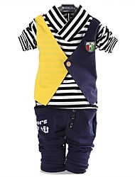 Boy's Cotton Blend Clothing Set,Spring / Fall