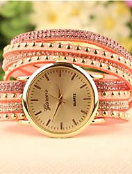gogo moda pulseira causual relógio