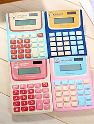 мультфильм животных калькулятор (случайный цвет)