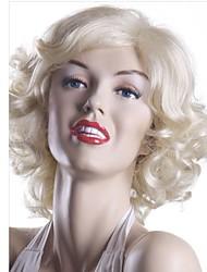 Новый Мэрилин Монро личность маскарад короткое локон волос парик