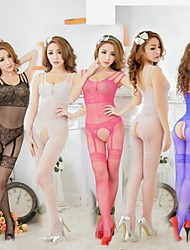 Women's Lingerie Body Stocking Nightwear Sexy Uniform