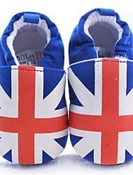 schoenen jongens ronde neus platte hak loafers met slip-on schoenen