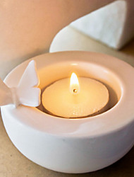 New Butterfly Candlestick & Ashtray Furnishing Articles Special for Wedding