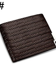 ZORDANY® Men's Leather Wallet Short Style