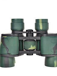 8 21 mm Binoculares Visión nocturna / Impermeable / Antiempañamiento / Maletín / Alta DefiniciónBinoculares de Aumento / Visión nocturna