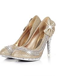 Loubo Women's Fashion Casual Bow Rhinestone Shoes