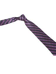 Multicolor Striped Tie