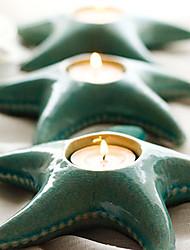 Starfish Ceramics Candle Holder