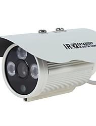 extérieur étanche balle 1 / CMOS 1080tvl 3pcs LED IR caméra de surveillance