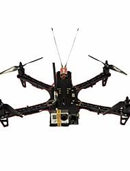 neewer® черный Quad-вертолет замена рамы кронштейн для flamewheel F450 F550 4шт