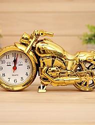 Fashion Retro Personality Motorcycle Alarm Clock