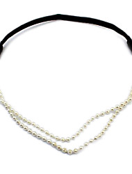 de style européen bandeaux de perles sauvages